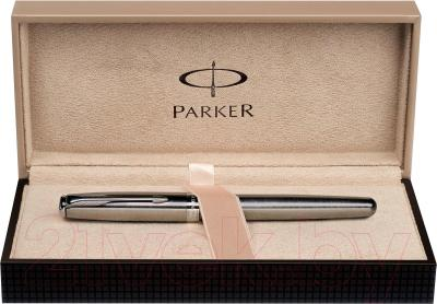 Ручка-роллер Parker Sonnet 07 Stainless Steel СT S0809230