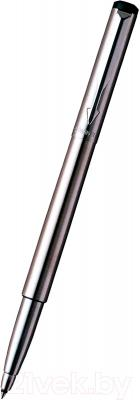 Ручка-роллер Parker Vector 2 Stainless Steel S0723490