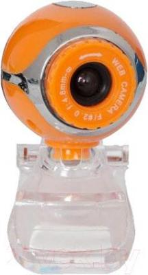 Веб-камера Defender C-090 (оранжевый)