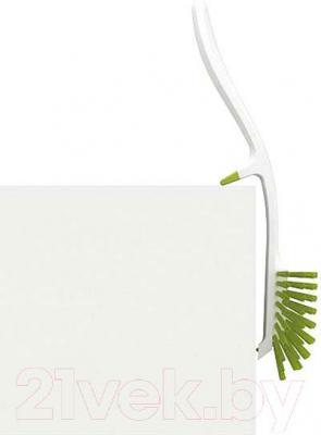Щетка для мытья посуды Joseph Joseph Edge Store 85007 (белый) - приспособление для хранения