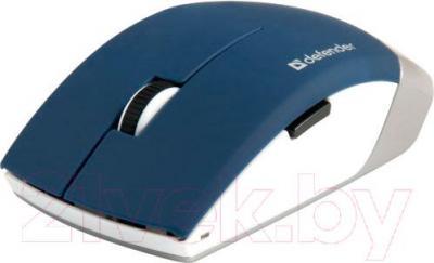 Мышь Defender Jasper MS-475 Nano (индиго)