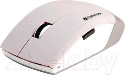 Мышь Defender Jasper MS-475 Nano (сиреневый)