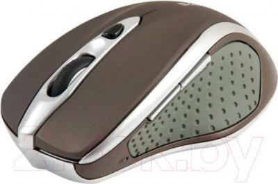 Мышь Defender Safari MM-675 Nano (коричневый)