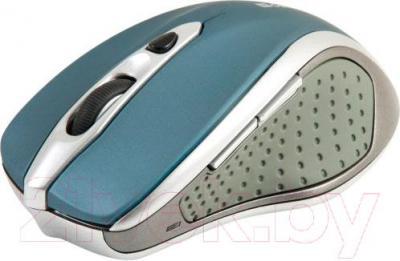 Мышь Defender Safari MM-675 Nano (голубой)
