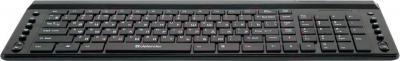 Клавиатура+мышь Defender Domino 825 Nano (черный) - клавиатура