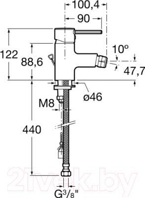 Смеситель Roca Targa A5A6160C00