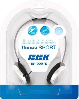Наушники BBK EP-2201S