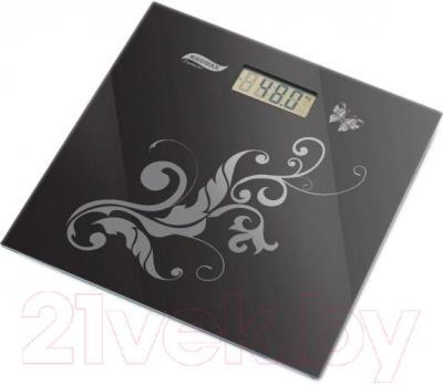Напольные весы электронные Endever Skyline FS-502 (черный)