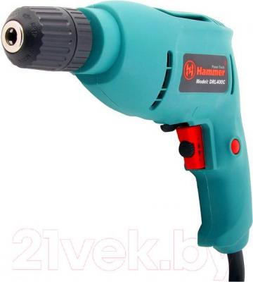 Дрель Hammer DRL400C Premium - общий вид