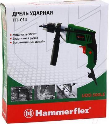 Дрель Hammer Flex UDD500LE - упаковка