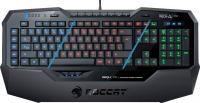 Клавиатура Roccat Isku FX Multicolor Gaming Keyboard (ROC-12-911) -