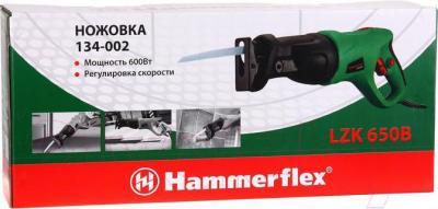 Сабельная пила Hammer Flex LZK650B