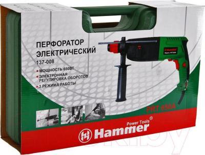 Перфоратор Hammer Flex PRT650A