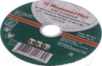 Отрезной круг Hammer Flex KTS 232-013