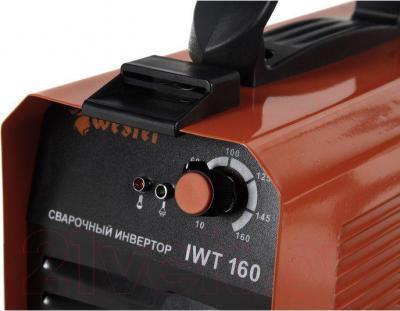 Инвертор сварочный Wester IWT160