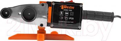 Паяльник для полипропиленовых труб Wester DWM1500