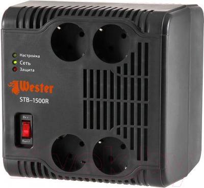 Стабилизатор напряжения Wester STB-1500R