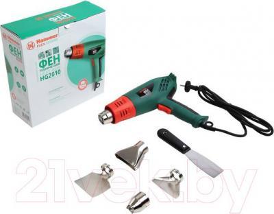 Строительный фен Hammer Flex HG2010