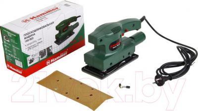 Вибрационная шлифовальная машина Hammer Flex PSM135 - комплектация