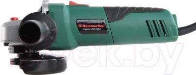 Угловая шлифовальная машина Hammer Flex USM500LE