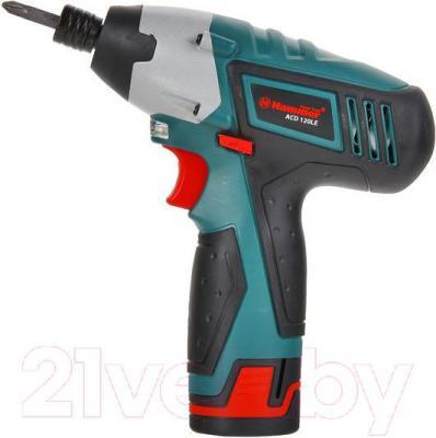 Аккумуляторный гайковерт Hammer ACD120LE Premium