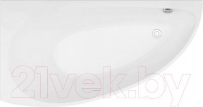 Ванна акриловая Aquanet Augusta 170x90 L