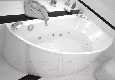 Ванна акриловая Aquanet Augusta 170x90 R