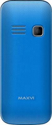 Мобильный телефон Maxvi C5 (синий)
