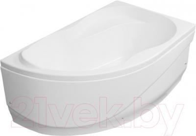 Ванна акриловая Aquanet Graciosa 150x90 R