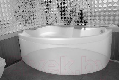Ванна акриловая Aquanet Jamaica 160x100 L