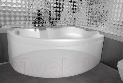 Ванна акриловая Aquanet Jamaica 160x100 R