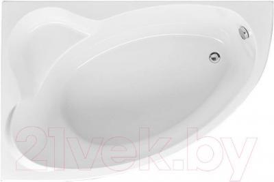 Ванна акриловая Aquanet Mayorca 150x100 L