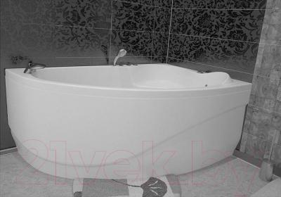 Ванна акриловая Aquanet Mayorca 150x100 R