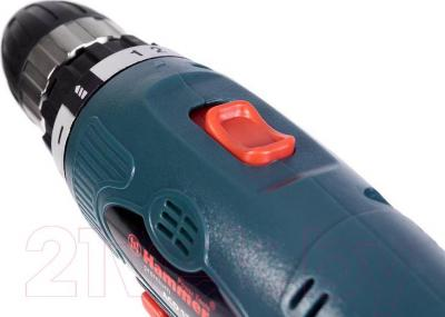 Аккумуляторная дрель-шуруповерт Hammer ACD120C Premium