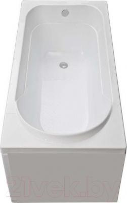 Ванна акриловая Aquanet West 140x70 Эко