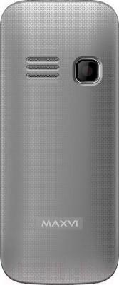 Мобильный телефон Maxvi C5 (серый)
