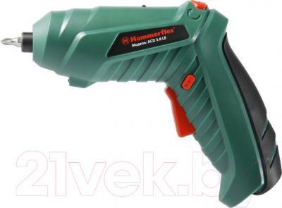 Электроотвертка Hammer Flex ACD3.6LE