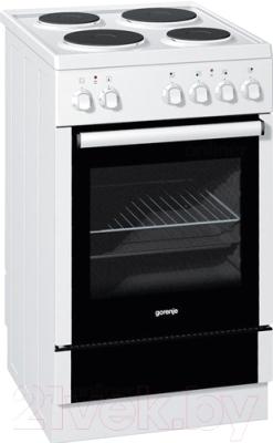 Кухонная плита Gorenje E52102AW
