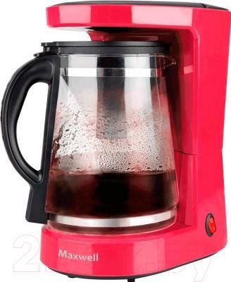 Капельная кофеварка Maxwell MW-1656 BD