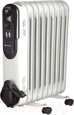 Масляный радиатор Vitek VT-2113 W