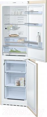 Холодильник с морозильником Bosch KGN39XK18R