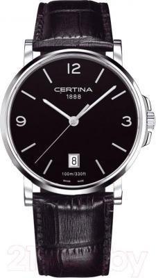 Часы мужские наручные Certina C017.410.16.057.00