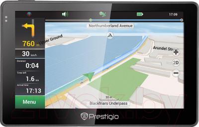 GPS навигатор Prestigio GeoVision 5057 / PGPS5057CIS04GBNV