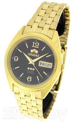 Часы мужские наручные Orient FEM0401KB9
