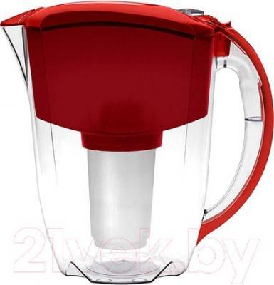 Фильтр питьевой воды Аквафор Люкс (рубиновый)
