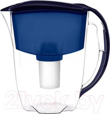Фильтр питьевой воды Аквафор Идеал (синий кобальт)