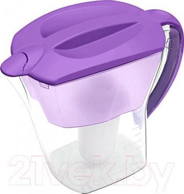 Фильтр питьевой воды Аквафор Премиум (сирень)