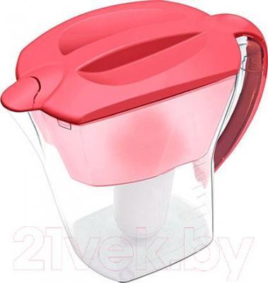 Фильтр питьевой воды Аквафор Премиум (рубиновый)