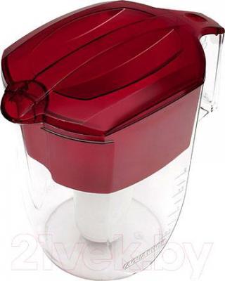 Фильтр питьевой воды Аквафор Кантри (красный)
