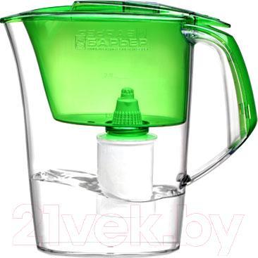 Фильтр питьевой воды БАРЬЕР Стайл (зеленый)